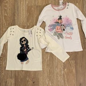 Children's Place long Sleeve shirts